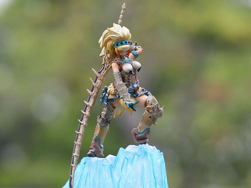ベリオシリーズ・女剣士