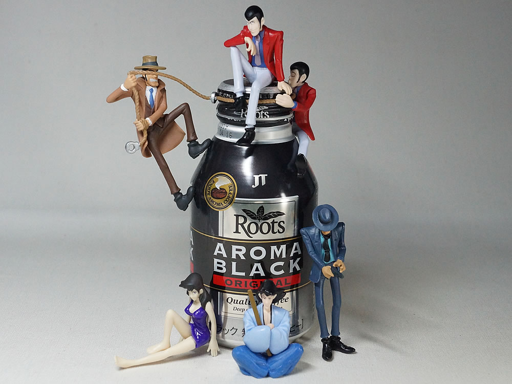 Lupin the Third 40th 2nd TV Ver.