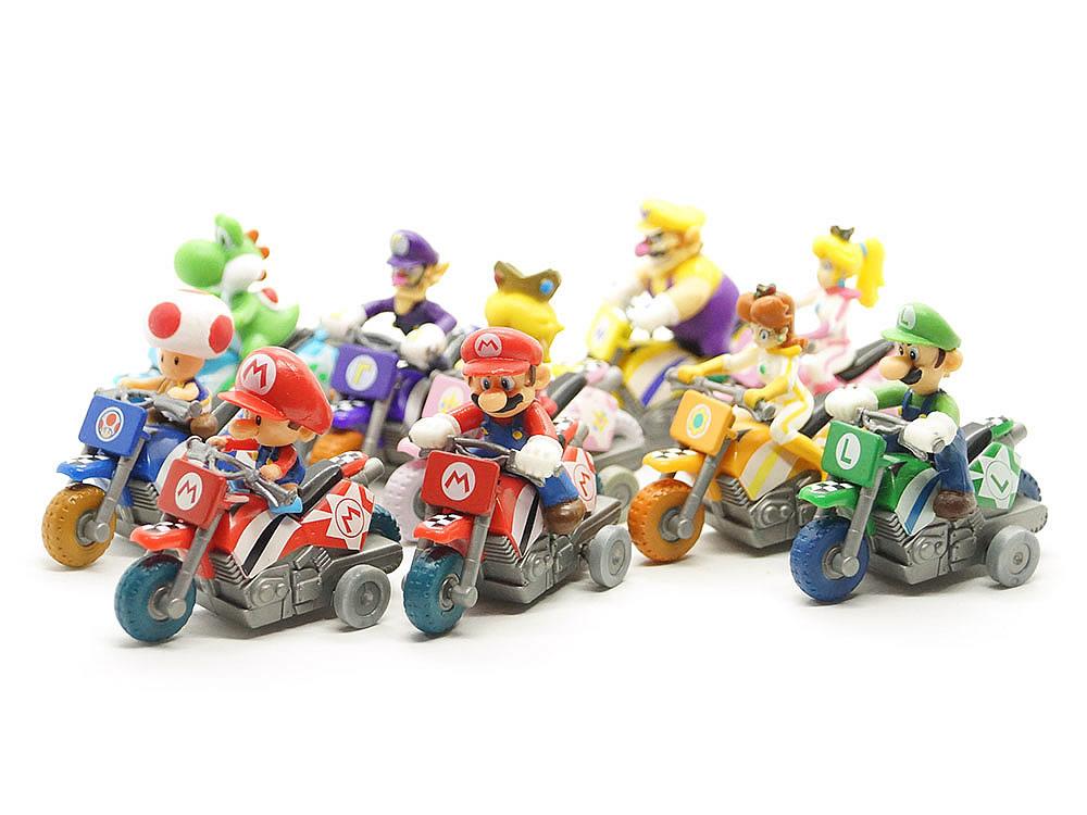 マリオカート Wii プルバックカー バイク編