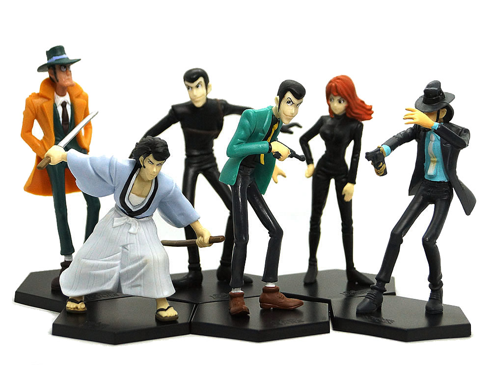 Lupin the Third 40th 1st TV Ver.